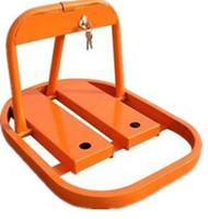 Big 0 manual parking lock parking lock bollard to lock the pile reflective stickers special screws
