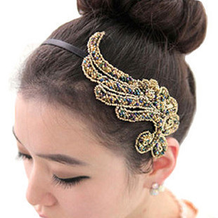 Min.order is 10$!! Hot sale!!  High Quality ! Noble Phoenix Hair bands Jewelry Wholesale !AAA!! Free shipping!!