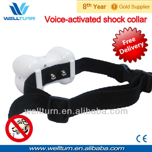 10PCS/Lot Free Shipping Bone Shape Adjustable Sensitive collar series(China (Mainland))
