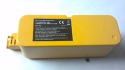 FEDEX/DHL shipping 50pcs/lot High Quality Replacement Battery for iRobot Roomba 400 405 410 415.(China (Mainland))