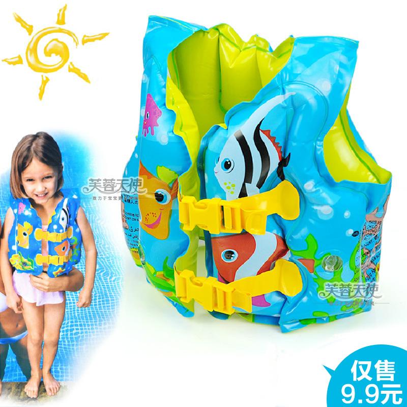 Summer 59661 intex swimming vest child inflatable life vest 0.3 swimwear(China (Mainland))