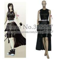Final Fantasy VII Tifa Lockhart Halloween Cosplay Costume