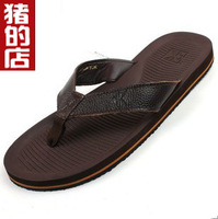 2013 summer plus size male flip flops sandals fashionable casual comfortable slippers wholesale price free shipping