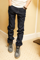 2013 spring male denim trousers slim jeans the trend of new arrival