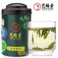 Tea 2013 tea west lake longjing tea premium fragrance of spring 50g tank green tea