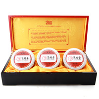 Tea premium oolong tea big red robe tea gift box wuyi quality logs of wood gift box