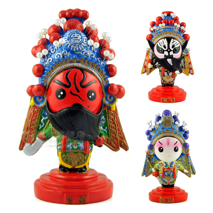 Fashion cartoon doll chinese style new homes home decoration gifts abroad(China (Mainland))