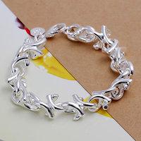 H042 Free Shipping 925 Silver Bracelet Fashion Jewelry Bracelet Branches Bracelet aqaa jhha