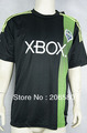 Free shipping,13/14 season top quality Seattle Sounders away black soccer jersey
