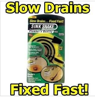 SINK SNAKE Retail packaging Free shipping
