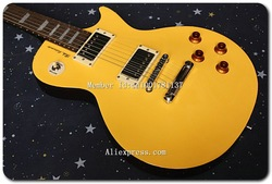 Free Shipping New Custom Shop Special Model Electric Guitar In Yellow Wholesale Guitars EG20(China (Mainland))