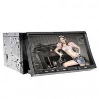 7 Inch 2Din Car DVD Player - WiFi/3G(WCDMA), TV, GPS, Bluetooth, RDS