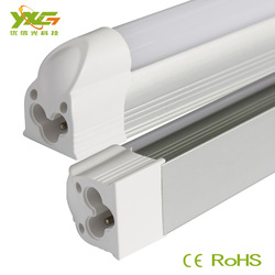 Wholesale(10pcs/lot),14w LED integration Tube, T5 led fluorescent light, 1.2M , 85-265v, 1250LM, WW,CW,PW, led t5 tube light(China (Mainland))