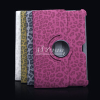 leapoard p5100 case 360 ,Leather Case Cover Stand for Samsung Galaxy Tab 2 P5100 Tablet case 360 rotating stand