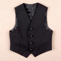 Child boy Halfaway vest  formal suit
