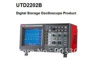 200MHz 2 channels UTD2202B LCD Digital Storage Oscilloscopes