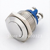 16mm Electric Push button switch V16 Waterproof