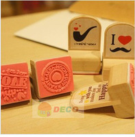 Funny vintage style Love paris series stamp series stamp,gift stamp for kids,3 pcs /set , wholesale(ss-6005)