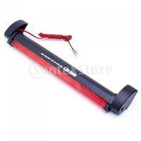Free Shipping 32 LED Brake Light Warning Car Rear 12V Fog Lamp Red