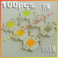 Wholesale  100pcs 10W 900LM LED Bulb IC SMD Lamp Light White High Power-+free shipping-10000054