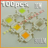 Wholesale  100pcs 10W 900LM LED Bulb IC SMD Lamp Light White High Power-+free shipping-10000054