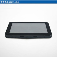 Free shipping  hot sales 5 inch Car GPS Navigator without Bluetooth +internal 4G memory  DDR 128M,GPS Navigation wince 6.0
