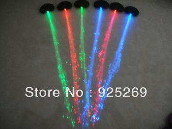 New designer Colorful Flash LED Braid/ flashing hair band/ party hair band/led hai band/ led flashing Hair braids free transport