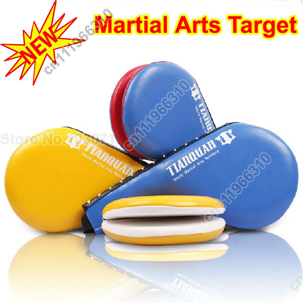 New Arrive Taekwondo Karate Muay Thai Kenpo Kick Hand Foot Target Martial Arts MMA Boxing Pad Punching Punch Gear Bag Tool(China (Mainland))