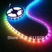 5M 30leds/M 1903 IC Chip Magic Ornament Dream Color RGB Flash LED Light Strip 5050  tube shape IP67 Waterproof