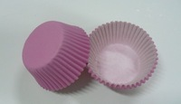 free shipping lastest new arrival 800pcs cute 3inch pink color cakecup baking paper cup muffin cases for party