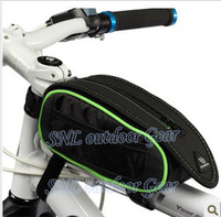 Free shipping Mountain bike tube bag bicycle saddle bag package to send rain cover the whale saddle bag back