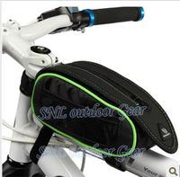 Free shipping Mountain bike tube bag bicycle saddle bag package to send rain cover the whale saddle bag back