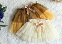 2013 new summer dress / candy color big butterfly skirt,freeshipping/y164