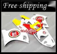Customized fairing -Lucky strike fairings for RGV250 RGV 250 VJ22 vj 22 1991 - 1996 year 91 92 93 94 95 96 full set