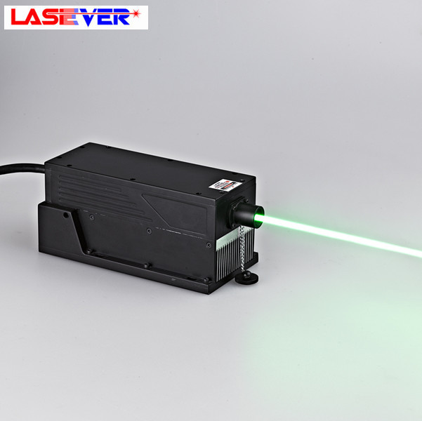 5W 532nm DPSS Green laser with TTL or Modulation(China (Mainland))