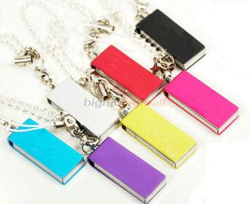 Free Shipping Waterproof 2GB 4GB 8GB 16GB 32GB Swivel Pen Drive usb flash drive USB2.0 Fashion color Brand New High Quality