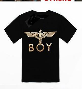 EAST KNITTING free shipping LW-004 mens clothes gloden eagle print tops women brand t shirt summer short sleeve M/L/XL