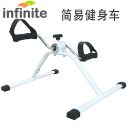 Leg trainer simple exercise bike fitness sports equipment slimming device(China (Mainland))