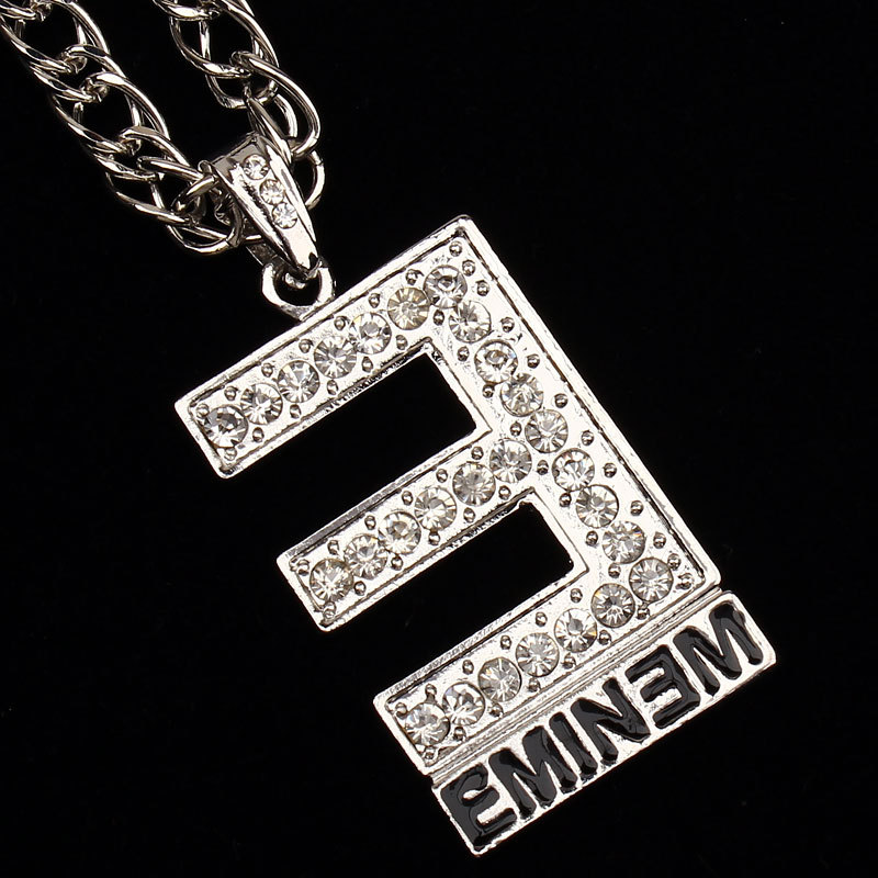 Eminem hip-hop accessories hiphop necklace pendant(China (Mainland))