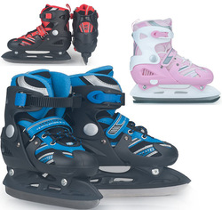 121 child adjustable ice hockey shoes child adjustable pattern skate shoes adjustable size(China (Mainland))