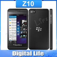 "Unlocked  Original Blackberry Z10 Dual-core GPS Wi-Fi 8.0MP 4.2""TouchScreen 2G RAM +16G RAM Phone"
