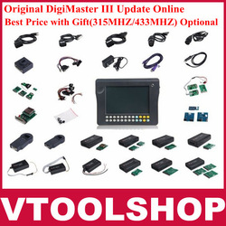 [Best Price] 100% Original Update Online Digimaster III Odometer/Audio/Airbag/ECU PIN/Key Pro Multi-functional Digimaster 3(China (Mainland))