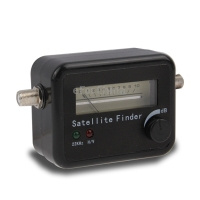 Free Shipping Satellite Finder Signal Search Meter for SAT Dish LNB Directv(China (Mainland))