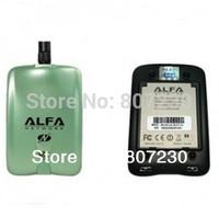 Free Shipping!! Alfa AWUS036NH 2000mw 802.11n WIRELESS-N USB Wi-Fi adapter 2 watt  Adaptor Adaptador adaptateur