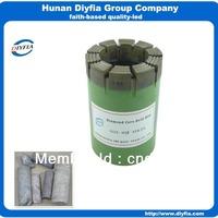 HQ3 impregnated diamond core drill bit