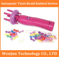 Brand NEW automatically Braid machine, 4 head Braider machines Super convenient ,the best gift for girl