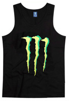 Cool Summer Cotton Tank Tops Hot Sale Monster Tank Top Fashion Men Sportwear Wholesale Cheap Price Singlet Mix Order Apparel