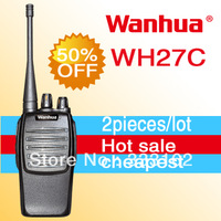 Free Shipping Factory  Wholesale  Handheld Transceiver With CTCSS/105Groups DCS TOT Function Voice Prompt Function Energy Saving