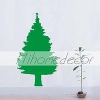 Home Decal Christmas Tree Wall Sticker