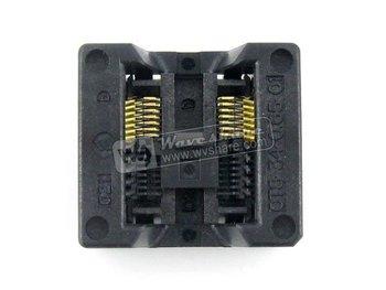 SSOP14 TSSOP14 OTS-14(34)-0.65-01 Enplas IC Test Burn-in Socket Programming Adapter 0.65mm Pitch 5.3mm Width